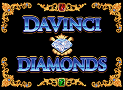 Da Vinci Diamonds Mobile Slots