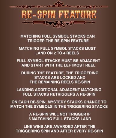 re-spin bonus