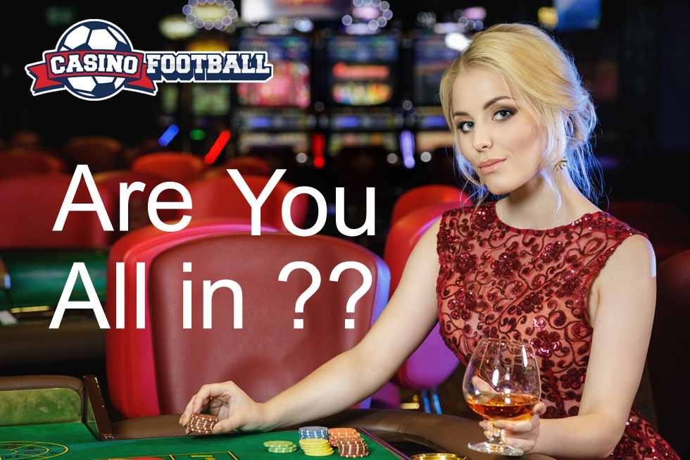 Mobile Casino Football Banner