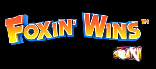 Foxin Wins Scratchcard game