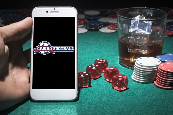 Berjudi melalui ponsel
