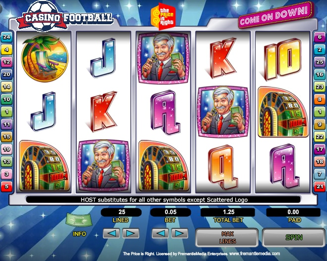 The Price Is Right Game Screenshot