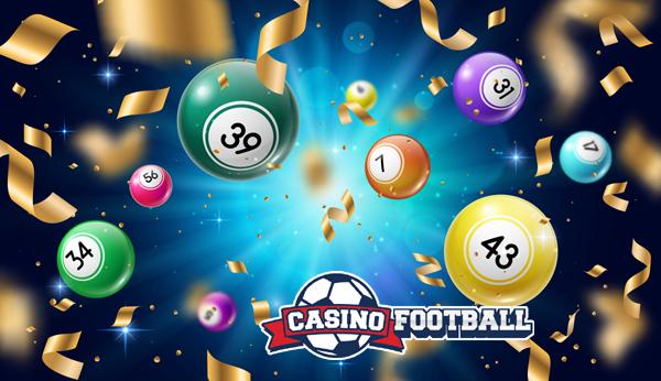 Bingo Balls Image